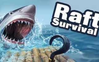 Как сделать сеть в игре raft