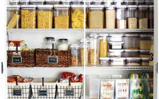 Как организовать хранение на кухне: 11 свежих идей