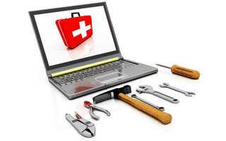 Как сделать сброс настроек на ноутбуке