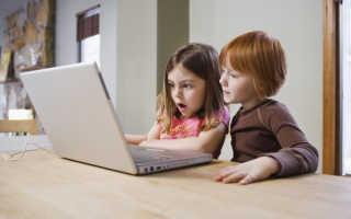 Как сделать родительский контроль на компьютере