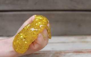Как сделать лизуна из желатина