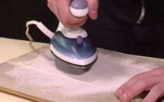 Как почистить утюг в домашних условиях: эффективные способы и средства