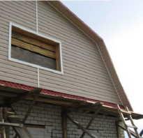 Как сделать фронтон двухскатной крыши из металлопрофиля