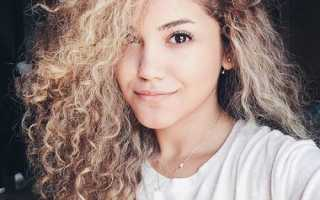 Что можно сделать с кудрявыми волосами