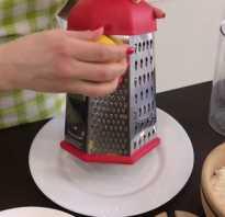 Как сделать лимонный торт