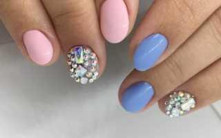 Гелевые ногти сделать в коломне