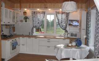 Как оформить небольшой дом в кантри-стиле: реальный пример