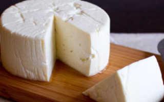 Как сделать сыр брынзу в домашних условиях