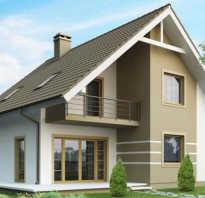 Как сделать мансарду с двухскатной крышей