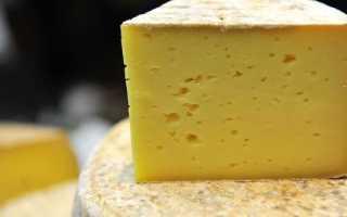 Как сделать российский сыр