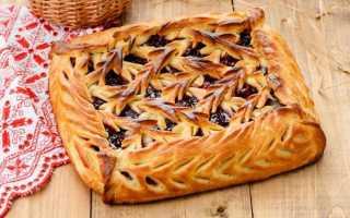 Как сделать пироги красивой формы