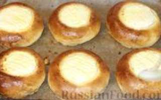 Как сделать тесто для ватрушек