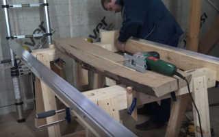 Как сделать стол река
