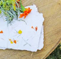 Как сделать крафт бумагу своими руками