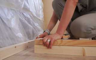 Как сделать кровать дома