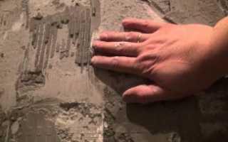 Что можно сделать из плиточного клея