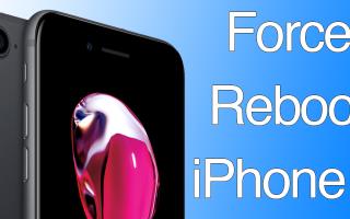 Как сделать хард ресет на айфон 7