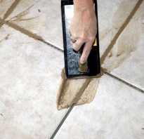 Как сделать раствор для плитки