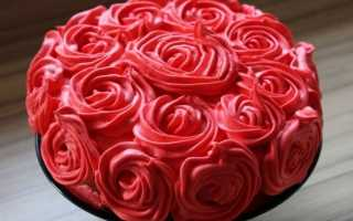 Как сделать крем для украшения торта