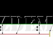 Как сделать разметку под фундамент