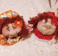Как сделать куклу попика