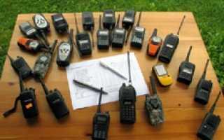 Как сделать рацию из телефона