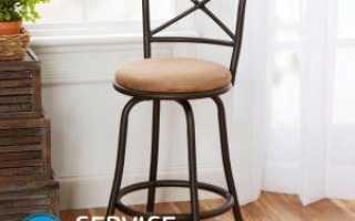 Как сделать стул из пластиковых труб