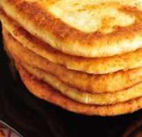 Как сделать лепешки с сыром