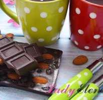 Как сделать шоколад в домашних условиях видео