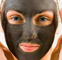 Как сделать угольную маску от черных точек