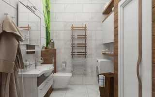 Как оформить ванную в экостиле: 5 простых приемов