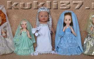 Как сделать памперс для куклы