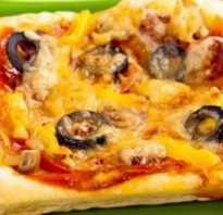 Как сделать пиццу из готового дрожжевого теста
