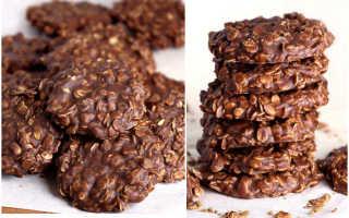 Как сделать печенье за 5 минут
