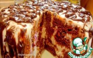 Как сделать творожный торт