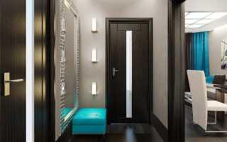 Как сделать коридор в квартире фото