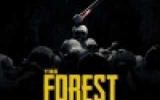 Как сделать карту в the forest