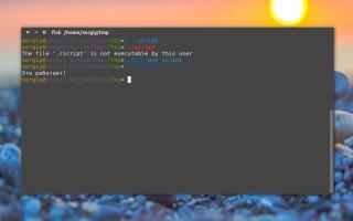 Как сделать файл исполняемым в ubuntu