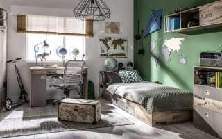 Как подобрать интерьер для подростка: 18 ярких комнат