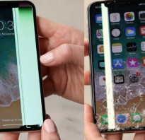 Как сделать разбитый экран на телефоне