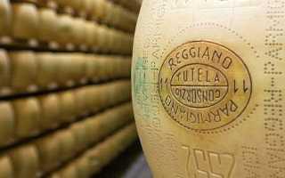 Как сделать сыр пармезан в домашних условиях