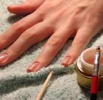 Как сделать покрытие ногтей гелем