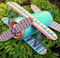 Как сделать самодельный самолет