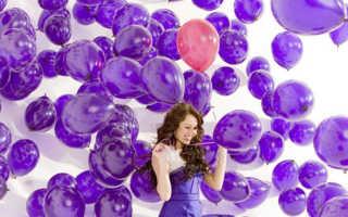 Как сделать кольца на свадьбу из шариков