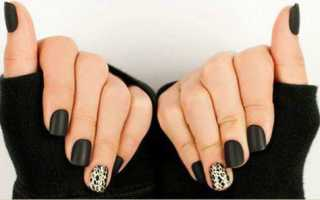 Как сделать маникюр на маленькие ногти