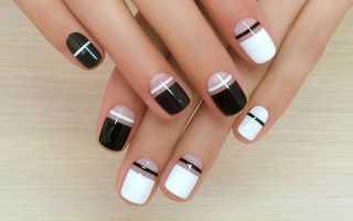 Как сделать лунки на ногтях