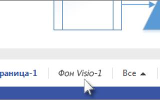 Как сделать рамку в визио для чертежа