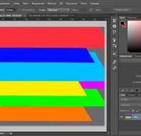 Как сделать слой фоном в фотошопе