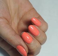 Как сделать коррекцию ногтей