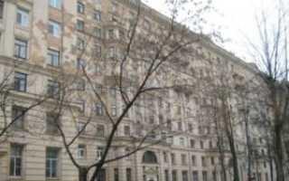 Как можно оформить квартиру в «сталинке»: проект в Москве